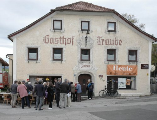 Gasthof Traube — Kulturprojekt