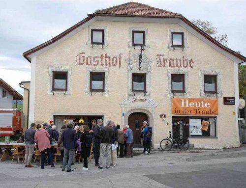 Gasthof Traube – Kulturprojekt