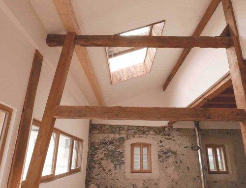 Sanierung Wohnhaus und Ausbau Tennen Hilberhof, Igls