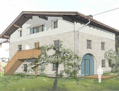 Revitalisierung Antholzerhof, Mils