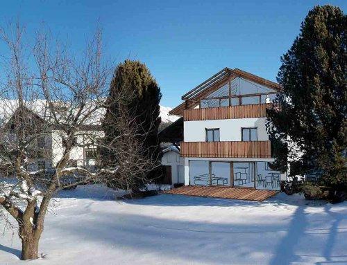 Sanierung und Dachausbau Haus P, Vill