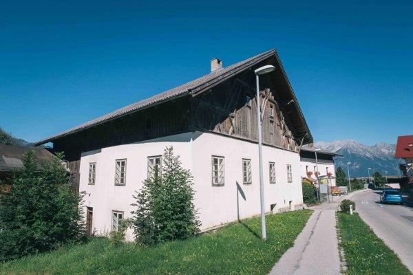 Ansicht Bestand Südost © Foto Andreas Rigger: © Energie Tirol/blitzkneisser