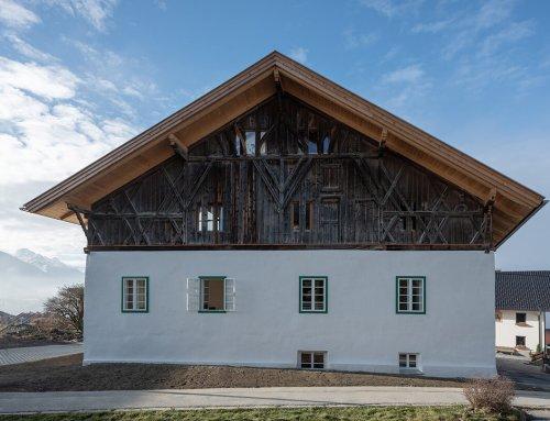 Revitalisierung Kasperhof, Patsch
