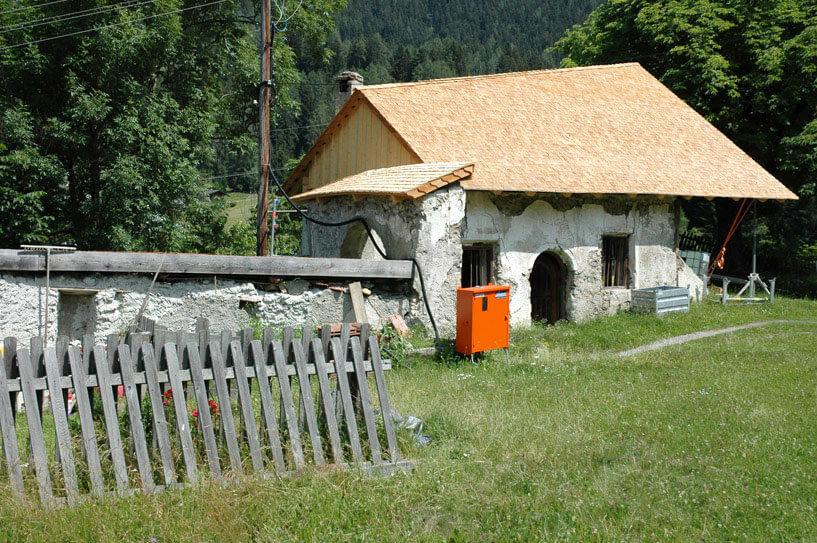 Schloss Trautson Waschkueche