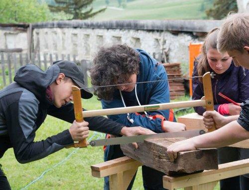 Kurse – Altes Bauhandwerk
