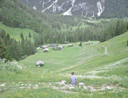 Sanierung Töchterle Alm, Obernberg
