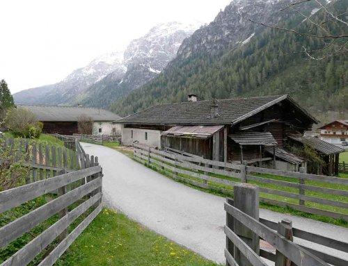 Revitalisierung Feiserhof, Gschnitz