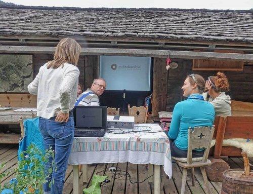 Vortragsreihe Baukultur im ländlichen Raum — Das Valsertal